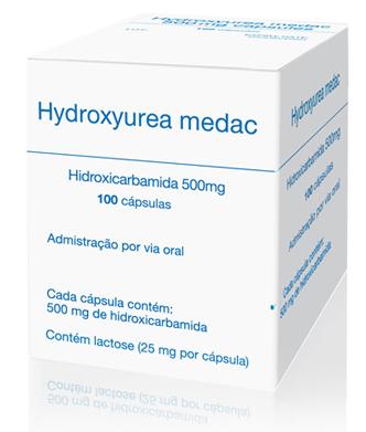 Hydroxiurea medac