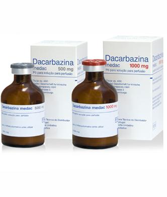 Dacarbazina medac