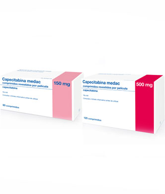 Capecitabina medac