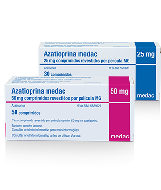 Azatioprina medac